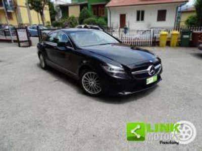usata Mercedes CLS220 BlueTEC Sport