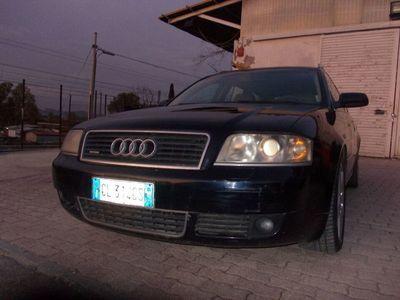 usata Audi A6 2,5 V6 TDI 180 CAT Avant anno 2003 km 310000