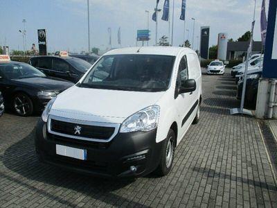 usata Peugeot Partner PartnerBlueHDi 100 L1 Furgone Premium