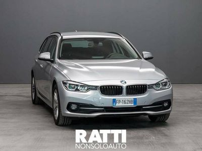usata BMW 318 d Touring Sport 2.0 150CV aut.