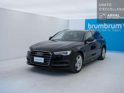 usata Audi A6 Avant Ultra Business s-tronic 2.0 Diesel 190CV