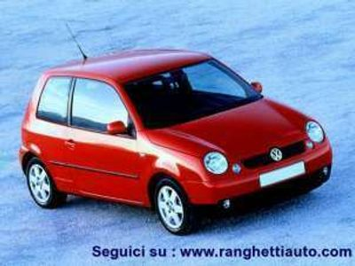 usata VW Lupo cat Trendline Air usato