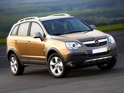 usata Opel Antara 2.4 16V 4x2 Edition Plus
