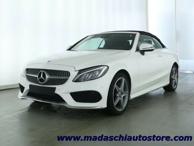 usata Mercedes C200 cabrio amg line