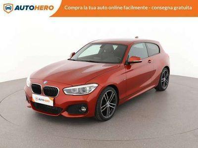 usata BMW 116 d 3p. Msport - CONSEGNA A CASA GRATIS