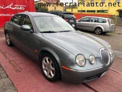 usata Jaguar S-Type 2.7 diesel V6 Executive Automatica Diesel