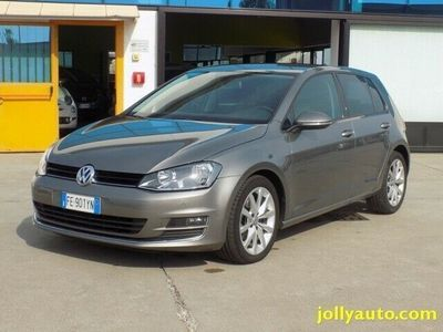 used VW Golf 1.6 TDI 110 CV 5p. Executive BlueMotion Technology