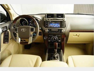 usata Toyota Land Cruiser 3.0 D-4D Executive DVD PCS 2014