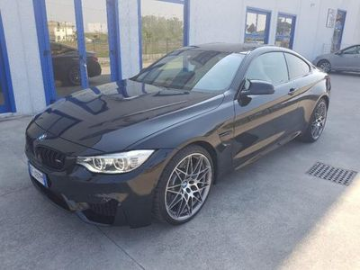"usata BMW M4 Coupé Competition-20""-NaviPro-HeadUp-Carbonio-H&K"