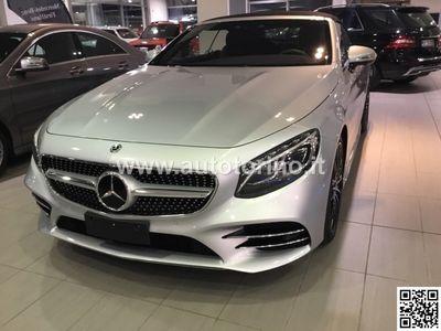gebraucht Mercedes S560 CLASSE S CABRIOPremium Plus