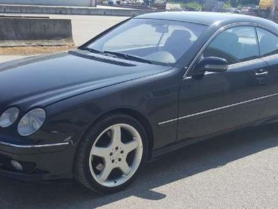 used Mercedes CL55 AMG AMG