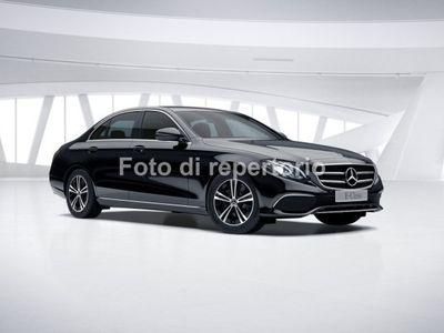 usado Mercedes E220 CLASSE E BERLINAAuto BUSINESS SPORT