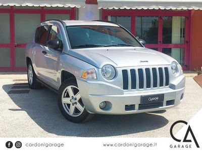 usata Jeep Compass 2.0 Turbodiesel DPF Limited