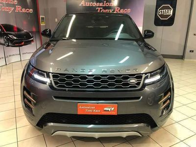 usata Land Rover Range Rover evoque 2.0 Diesel 180 Cv R-Dynamic FULL