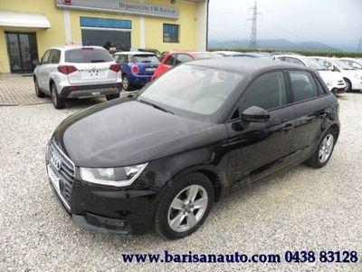 usata Audi A1 Sportback 1.6 TDI 116 CV del 2016 usata a Pieve di Soligo