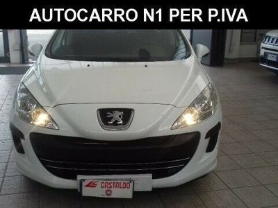 usata Peugeot 308 1.6 hdi 90cv sw autocarro n1