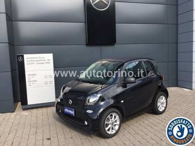 usata Smart ForFour fortwo 1.0 Youngster 71cv c/S.S.