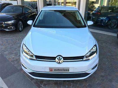 usata VW Golf 1.6 TDI 110 CV 5p. Business BlueMot-NAVY-top opt!