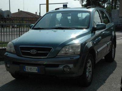 brugt Kia Sorento 2.5 16V Crdi 4WD EX TOP-PELLE