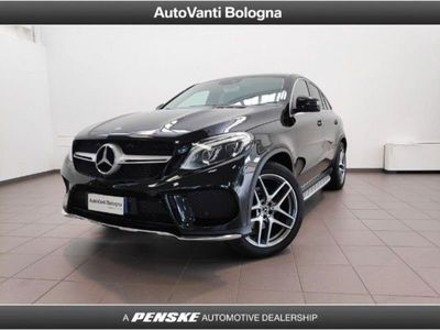 used Mercedes GLE350 d 4Matic Coupé Premium