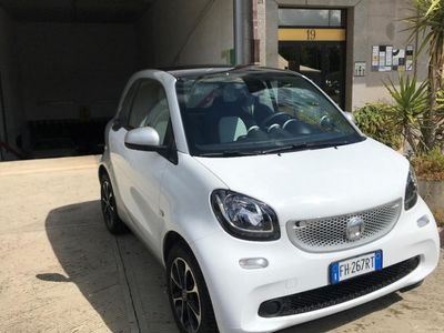 used Smart ForTwo Coupé 90 0.9 66kW TURBO passion twinamic