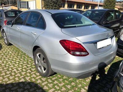 usata Mercedes C180 D EXCLUSIVE (BT) AUTO