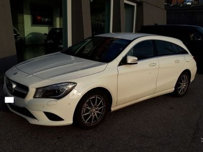 second-hand Mercedes CLA200 CDI S.W. Automatic Sport Nav