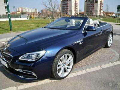 usata BMW 650 Cabriolet i Serie 6 Luxury - AUT/NAVI/RETROCAM