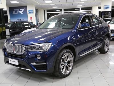 usata BMW X4 xDrive 20d xLine aut.   2016