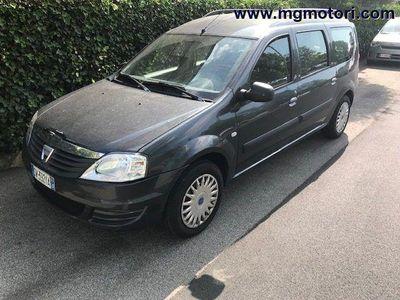 gebraucht Dacia Logan MCV 1.6 GPL 5 posti Lauréate