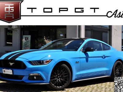 usata Ford Mustang GT Fastback 5.0 V8 TiVCT 421cv MANUALE PERMUTE