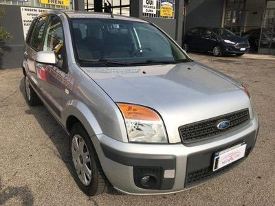 used Ford Fusion + 1.4 TDCi 5p.