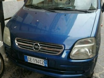 usata Opel Agila 1.2 benzina