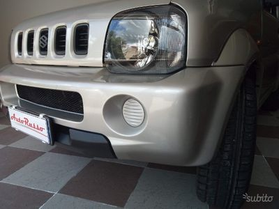 käytetty Suzuki Jimny Jimny 1.3i 16V cat Cabrio 4WD JLX