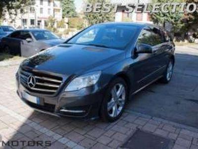 usata Mercedes R350 CDI 4Matic Sport NAVI+CAMBIO AUTOMATICO Biassono