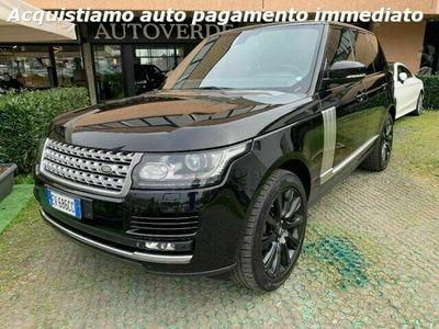 usata Land Rover Range Rover 3.0 TDV6 Vogue UNIPROPRIETARIO FULL *IVA ESPOSTA*