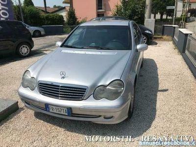 usata Mercedes C220 CDI cat S.W. Avantgarde