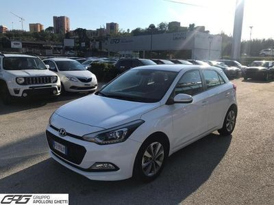used Hyundai i20 1.1 CRDi 5 porte LOGIN