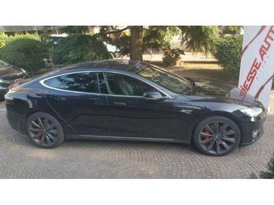 gebraucht Tesla Model S P90D LUDICROUS