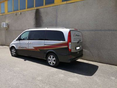 usata Mercedes Viano 3.0 CDI NARNIA Ambiente L