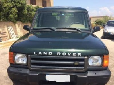 used Land Rover Discovery 2 - 2001