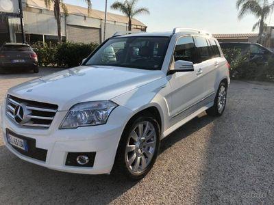 usata Mercedes GLK220 cdi 170 cv sport