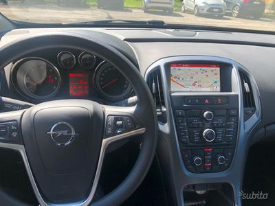 brugt Opel Astra ST Business 1.7 CDTI 110CV
