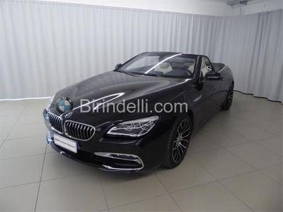 brugt BMW 640 Cabriolet d xDrive