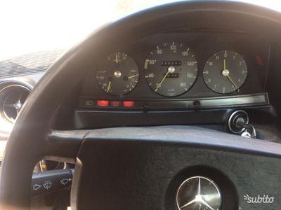 second-hand Mercedes 240 W123