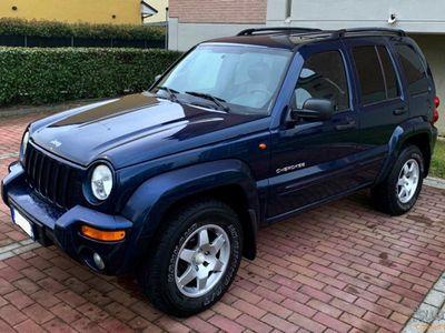 gebraucht Jeep Cherokee 2.8 CRD Limited - 2004