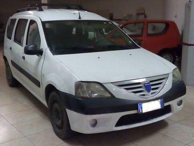 usata Dacia Logan SD 1.5 DCI 85 CV. 7 POSTI