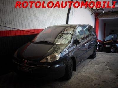 usado Peugeot 807 2.2 HDi FAP ST