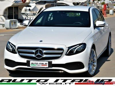 """usado Mercedes E220 SPORT D. AUTOMATICA+20""""+CRUISE+CAM+NAVI+LED+PARK"""