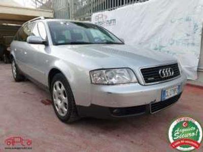usata Audi A6 2.5 V6 TDI/180 CV cat Avant quattro Diesel